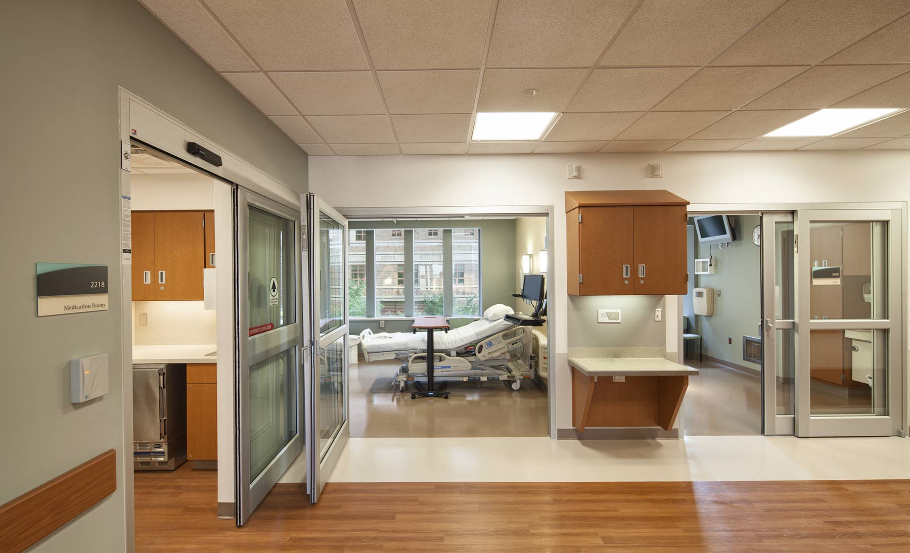 Healthcare Architecture Photography